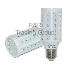 BEC LED 12W, E27, 6400K, CORN