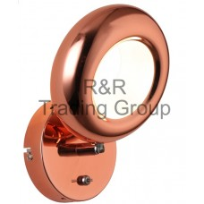 APLICA LED GOLD ROZE, 6W, 3200K
