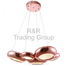 LUSTRA LED GOLD ROZE, 30W, 3200K