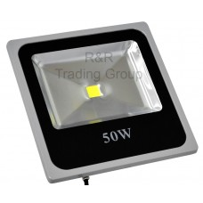 PROIECTOR LED 50W, 3200K SLIM